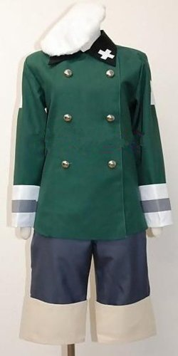 Axis Powers Hetalia Switzerland Uniforms Cosplay Costume Customize Cosplay Costume]()
