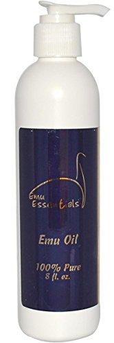 (Pure Emu Oil Emu Essentials 8 oz Oil )