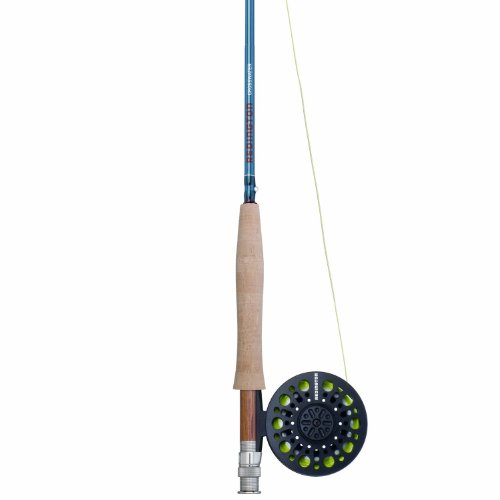 Redington Crosswater Outfit Reel, Line Weight-5, 9-Feet, Blue