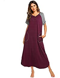 Womens Nightgowns and Sleepshirts  833f0081c