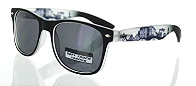 Mygoodie SUN GLASSES RETRO MIRROR STYLE SHADES MEN WOMEN CLASSIC SFT W-437
