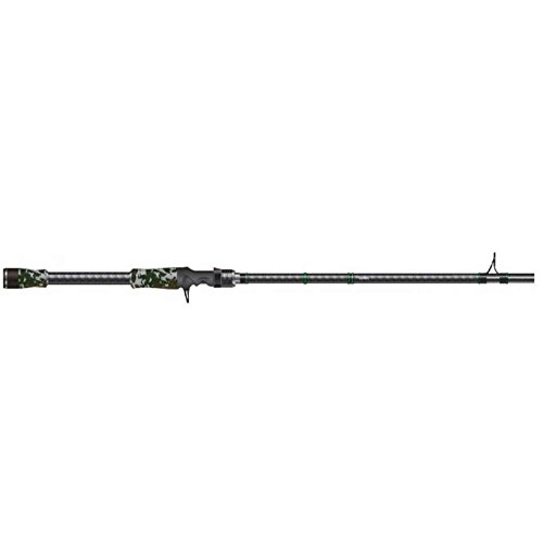 Evergreen Brett Hite Combat Stick Casting Rods (7', Medium-Heavy)