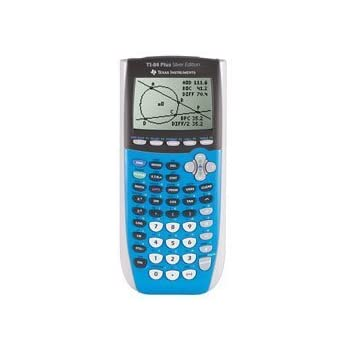 Amazon.com : Texas Instruments TI-84 Plus Silver Edition Graphing ...