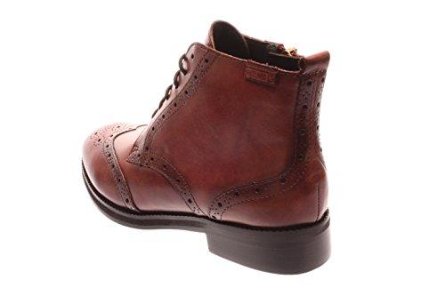 8946 Femmes Pikolinos Rouge À Garnet garnet Lacets Chaussures W5m 1BRFx