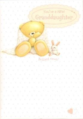 new-granddaughter-forever-friends-new-baby-card