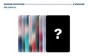 BTS WINGS YOU NEVER WALK ALONE KPOP BANGTAN BOYS [LEFT Ver.] Album CD + Photobook + Photocard + Gift (4 Photocards Set)