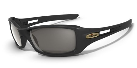 Revo 4039-01 Red Point Wrap Sunglasses - Sunglasses Red Polarised