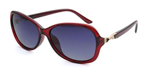 Gafas Lady Sol Fashion Street Shoot Shopping Party De Rojo Sunglasses 1wnSYqpxr1