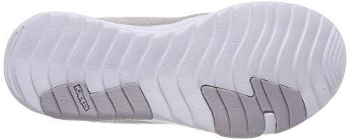 Grau W l´grey Kappa 1410 Sash Femme white Baskets qIa54S5gxw