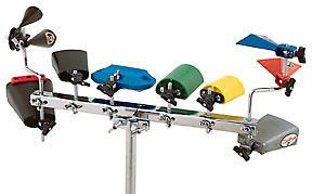 Amazon.com: 2010 Latin Percussion Everything Rack LP372 Pictured