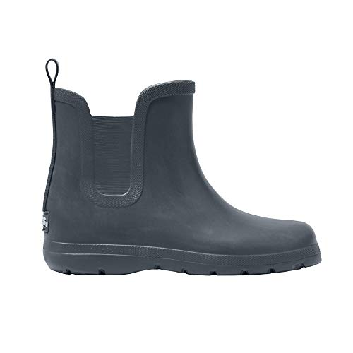 (totes Kid's Cirrus Chelsea Ankle Rain Boot)
