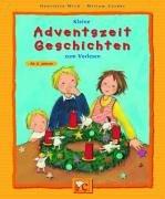 Kleine Adventszeit-Geschichten zum Vorlesen