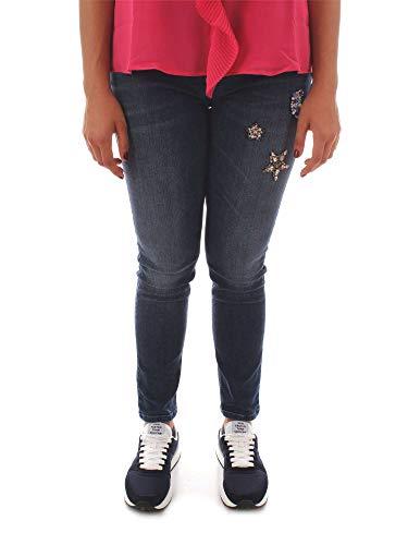 Persona 11831680 Rinaldi Blu By Jeans Marina Cotone Donna rqXwpfrx6