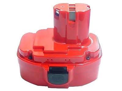 2000mAh,Ni-Cd,Replacement Power Tools Battery for MAKITA 1822, 192826-5, 192827-3, PA18,