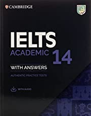IELTS 14 Academic Student's Book with Answers with Audio: Authentic Practice Tests