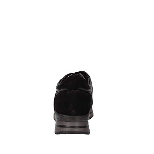 Sneakers 009 Lumberjack V07 Noir Femmes SW04805 qtWwp4g