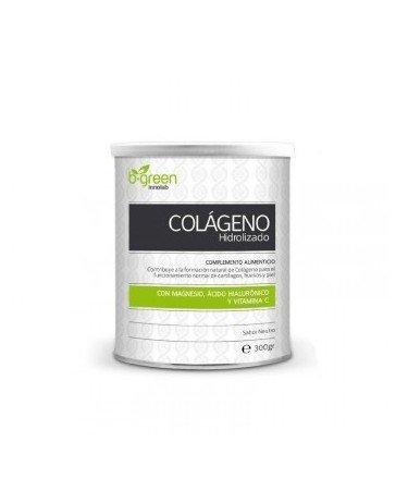 Colageno hidrolizado con magnesio y vitamina c