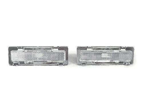DEPO 1982-1992 Pontiac Firebird / Trans AM Clear Front Side Marker ()