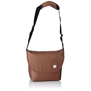 Urban Factory BCR09UF B-Colors Collection Wallet Bag for Camera Reflex/SLR and Lens (Chocolate)