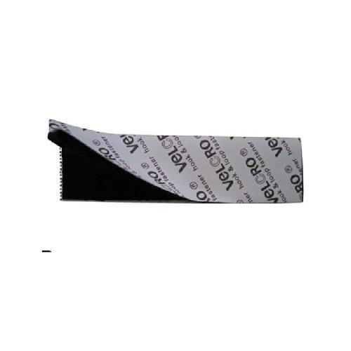 Pearl pwn418/Tira de Velcro 20/mm x 90/mm Color Negro
