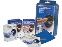 Carl Zeiss - Kit de limpieza óptica (30 toallitas húmedas y 2 paños de microfibra