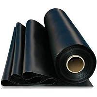 Mplus Mulching Film/Mulching Paper 30 Micron 1.2 Meter (Width- 4 Foot) 400 Meter