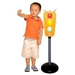 Pavlov\'z Toyz Talking Traffic Light
