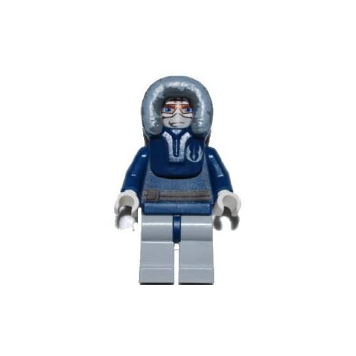 New Anakin Skywalker (Parka, Clone Wars) - LEGO Star Wars Minifigure for sale
