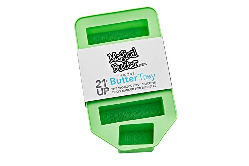 Mold Machine - Magical Butter 21UP Silicone Butter Tray