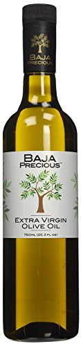 Baja Precious - Extra Virgin Olive Oil, 750ml (25.3 Fl Oz)
