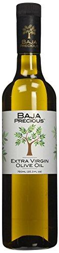 Baja Precious - Extra Virgin Olive Oil, 750ml (25.3 Fl Oz) - Mission Extra Virgin Olives