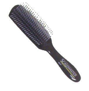 Scalpmaster 7 Row Ball-tip Cushion Brush #107