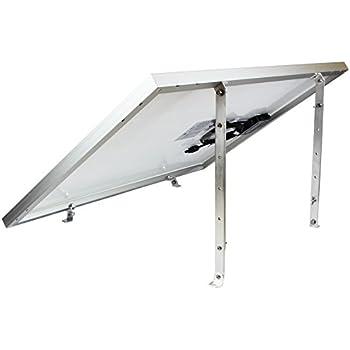 tilting solar panel mount - 350×350