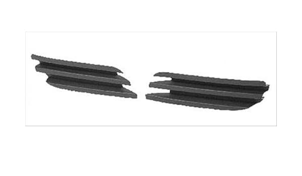 Unknown Partslink Number CH1038108 OE Replacement Chrysler Town /& Country Front Driver Side Bumper Insert