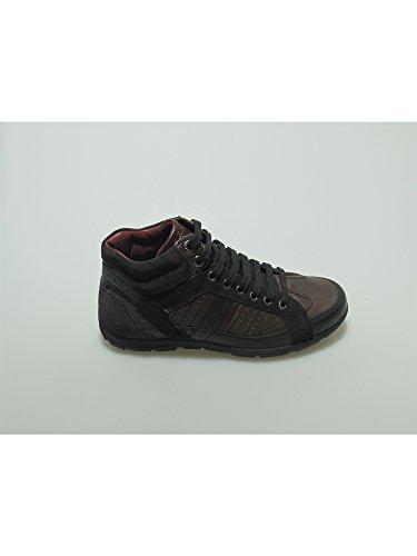 Geox - Botas para hombre gris