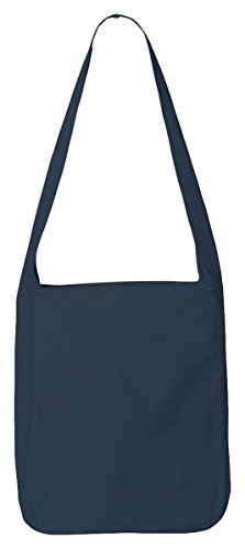 HYP - 14.6L Canvas Sling Bag - HYB8-Navy (Shoulder Drop Fitted)