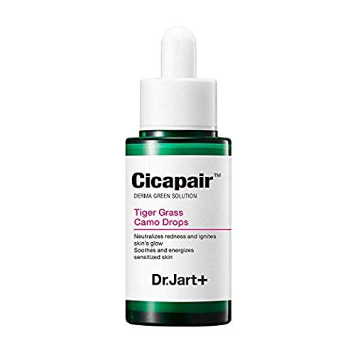 Dr.Jart+ Cicapair Tiger Grass Camo Drops (The U.S exclusive -