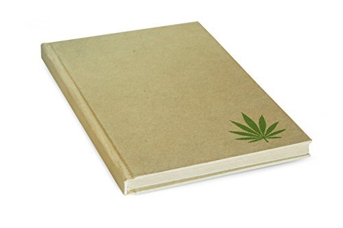 Eco-Friendly Hemp based notebook