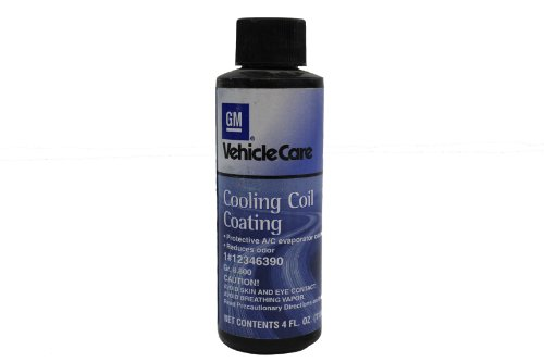 GM Goodwrench Genuine GM Fluid 12346390 Cooling Coil Coat...
