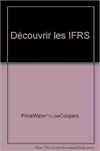 En ligne Découvrir les IFRS epub, pdf