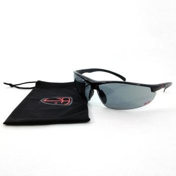 Red-Jacket-Firearms-High-Impact-Shooting-and-Activewear-safety-eyewear-glasses-with-UV-Protection-and-microfiber-case-included