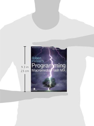 Robert Penner's Programming Macromedia Flash MX by McGraw-Hill/OsborneMedia