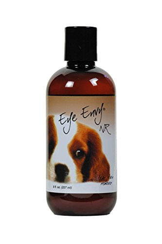 Eye Envy NR 8oz Tear Stain Remover Solution for Dogs