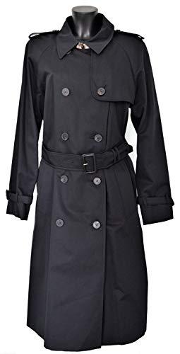 Femme 44 Woman Noir Madlock Blouson London Aquascutum jacket Veste Trench 4gU6qYgBw