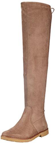 Marco Tozzi Women's Boots Brown (Taupe) Ggxn0Ixz
