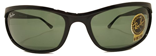 Balorama The Original New Vintage Ray-Ban by Bausch & Lomb Black Ebony Beautiful - Ban Real Ray