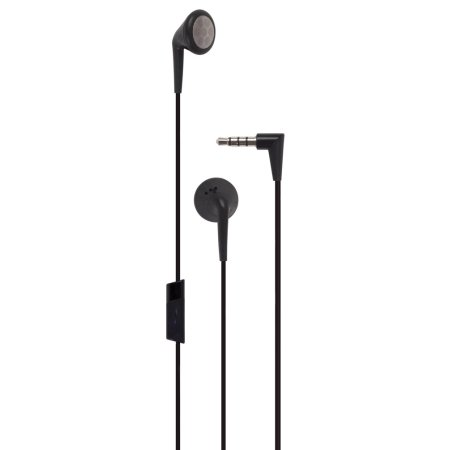 RIM 3.5 mm Stereo Headset for Blackberry 9330/9670 - Retail Packaging - Black
