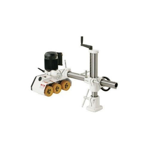 Shop Fox W1767 Power Feeder - 1 Hp, 3 Roller by Shop Fox