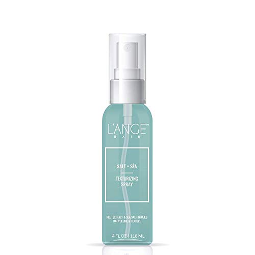 L'ange Hair Salt & Sea Texturizing Spray for Fuller Hair
