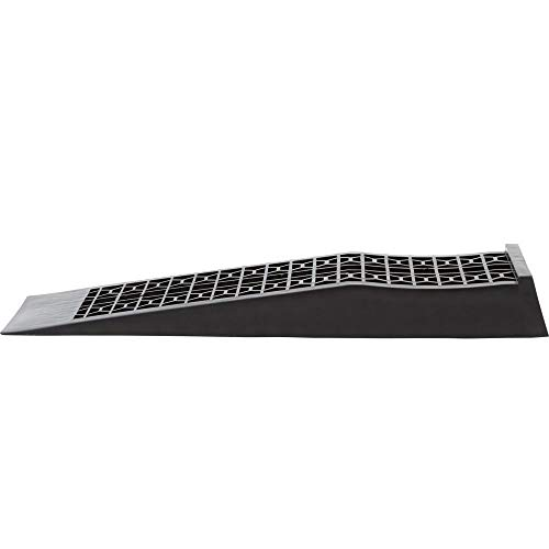Discount Ramps 6009-V2 Low Profile Plastic Car Service Ramps - 2 Pack